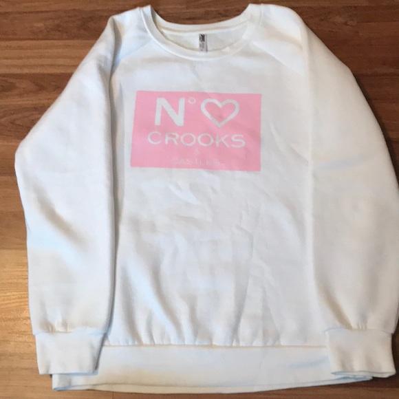 Crooks &Castles sweatshirt